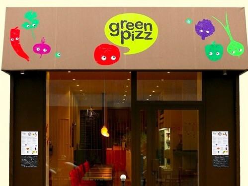 Green Pizz, via Green Pizz's Facebook page