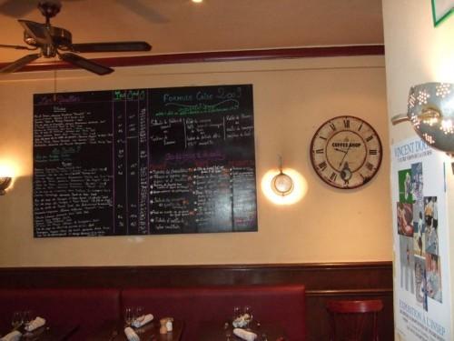 Café Cartouche by John Talbott