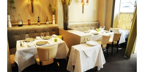 Les Fougeres restaurant in Paris via restaurant-les-fougeres.com | parisbymouth.com