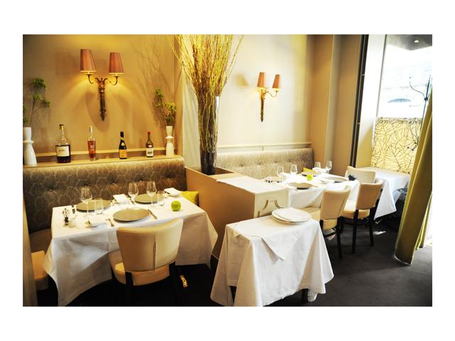Les Fougeres via restaurant-les-fougeres.com