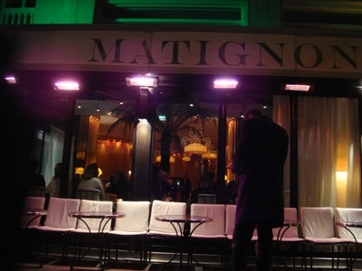 le matignon paris nightclub