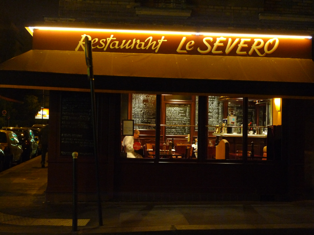 Le Severo by Barbra Austin