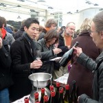 Wine tastings in Paris