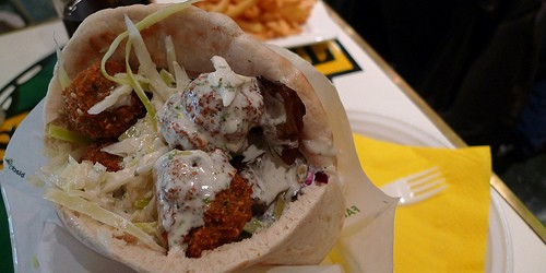 L'As du Fallafel open in the Marais in Paris on Monday | parisbymouth.com