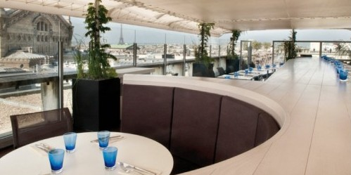 La Terrasse restaurant in Paris | parisbymouth.com