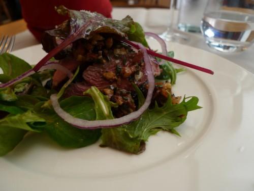 Charbon Rouge restaurant in Paris   parisbymouth.com