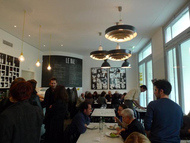 Le Bal Café by Barbra Austin