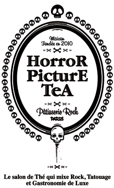 Tattoo Horror Picture Tea. Openings: a new Paris salon combines tea & tattoos