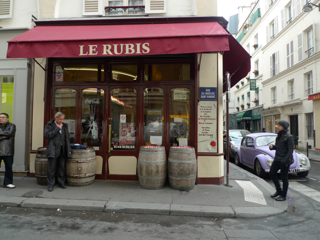 Le Rubis by Barbra Austin