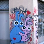 Rabbits by Daquella manera via Flickr
