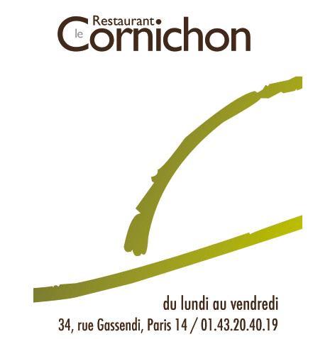 Le Cornichon via lecornichon.fr