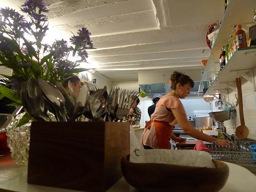 Candelaria taqueria in Paris | parisbymouth.com