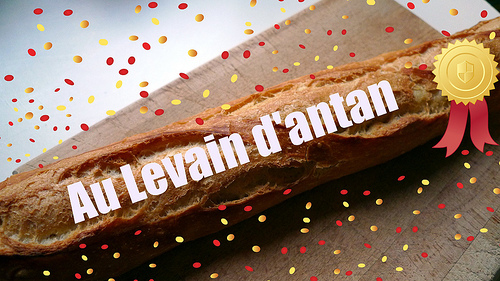 Best baguette 2011 - Au Levain d'Antan Pascal Barillon, by Meg Zimbeck