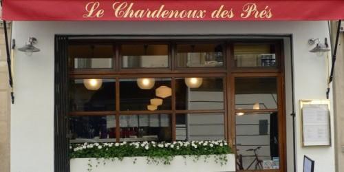 Le Chardenoux des Pres restaurant in Paris | parisbymouth.com