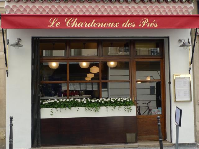 Le Chardenoux des Pres by Barbra Austin