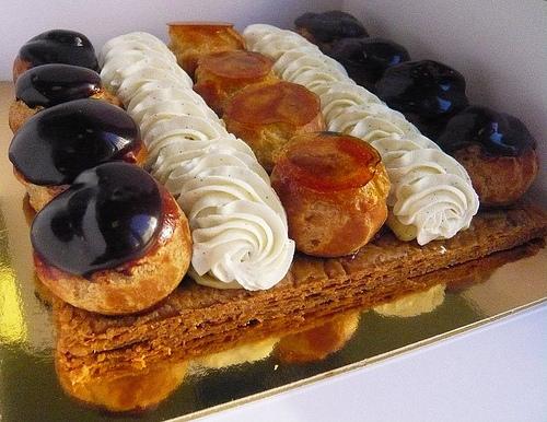 Торт сент-оноре рецепт фото
