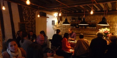 Frenchie wine bar in Paris |parisbymouth.com
