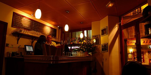 La Cantine du Troquet bistro in Paris | parisbymouth.com