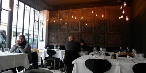 Pizza Chic restaurant in Paris | parisbymouth.com