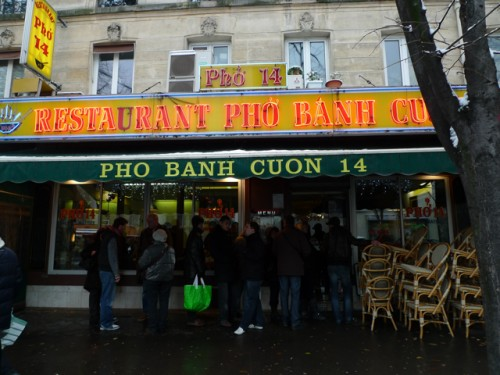 Pho 14 restaurant in Paris | parisbymouth.com