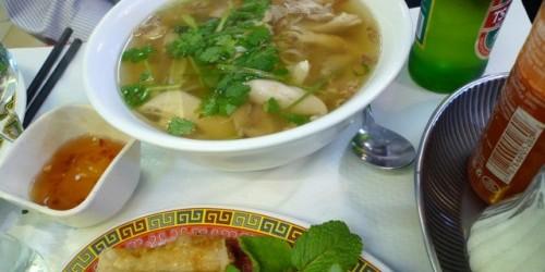 Pho 14 Vietnamese restaurant in Paris | parisbymouth.com