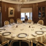 Dining in Groups - Drouant - photo courtesy of the restaurant