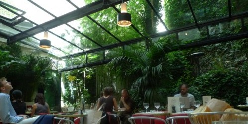 Hotel Amour restaurant in Paris | parisbymouth.com