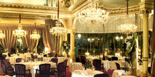 La Grande Cascade restaurant in Paris via grandcascade.com | parisbymouth.com