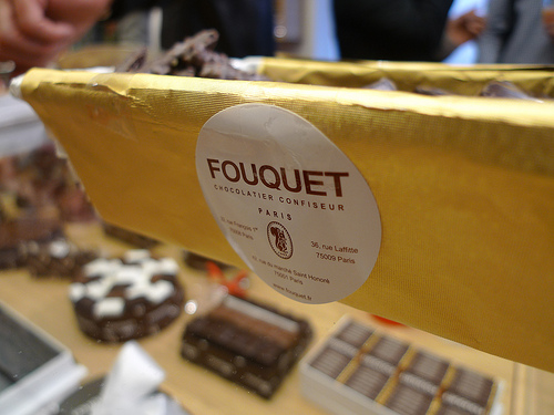 Fouquet Chocolate Paris Photo Barbra Austin