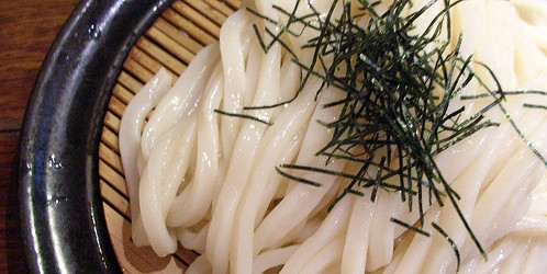 Udon at Kunitoraya restaurant in Paris | parisbymouth.com