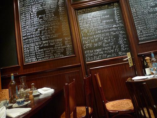 Le Severo restaurant in Paris | parisbymouth.com