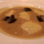 Guy-Savoy-artichoke-soup-with-parmesan-and-truffles-photo-Meg-Zimbeck