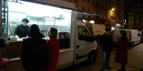 Le Camion Qui Fume food truck in Paris | parisbymouth.com
