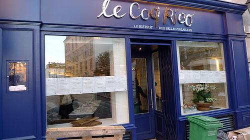 Le Coq Rico by Meg Zimbeck