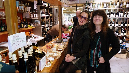 Ruth-Reichl-and-Nancy-Silverton-on-the-Tour-de-Fromage-cheese-tour1-e1384965454221