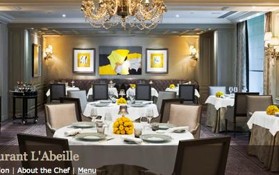L'Abeille (photo restaurant)