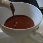 Chocolat Chaud at Jacques Genin by Meg Zimbeck