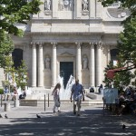 The Sorbonne, one of many universities in the Latin Quarter (photo Aleksandr Zykov)