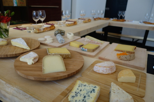 cheese & wine workshop