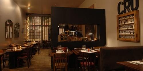 Le Cinq Mars restaurant in Paris | parisbymouth.com