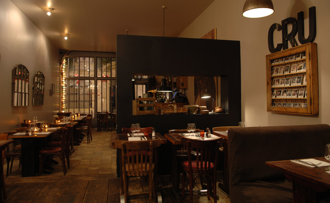 Le Cinq Mars via cinq-mars-restaurant.com