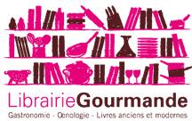 La Librairie Gourmande via librairiegourmande.fr