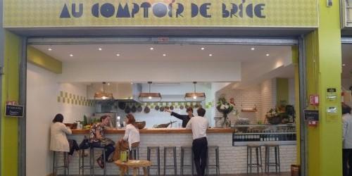 Au Comptoir de Brice restaurant in Paris via Facebook | parisbymouth.com