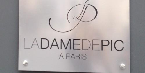 La Dame de Pic restaurant in Paris | parisbymouth.com