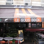 Le Sous Bock beer bar Paris