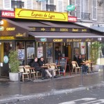 Camille's favorite craft beer bars: Express de Lyon
