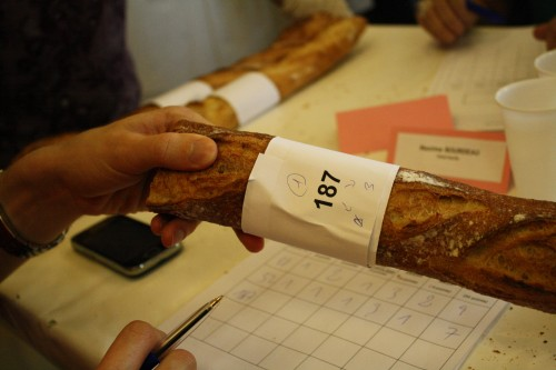 Best Baguette in Paris 2013 by Ridha Khadher from Au Paradis du Gourmand