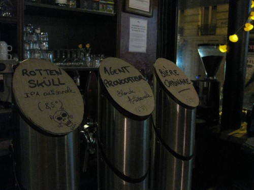 Camille's favorite craft beer bars: Le SuperCoin