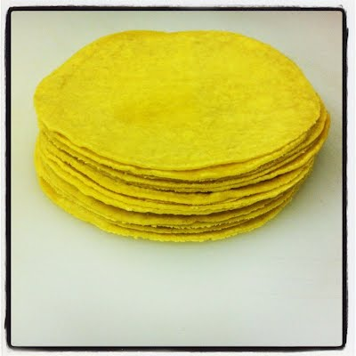Tortillas in Paris