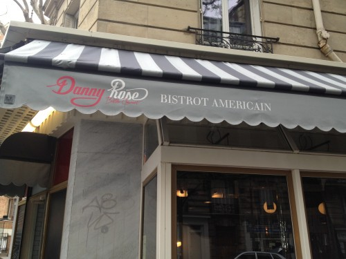 Daniel vs. Danny Rose: the battle for America-in-Paris